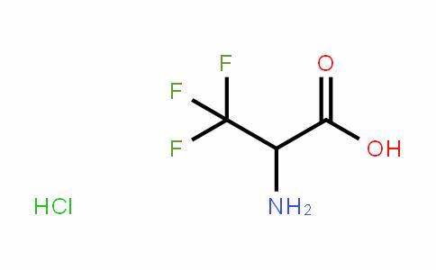 96105-72-5   3,3,3-Trifluoro-DL-alanine hydrochloride