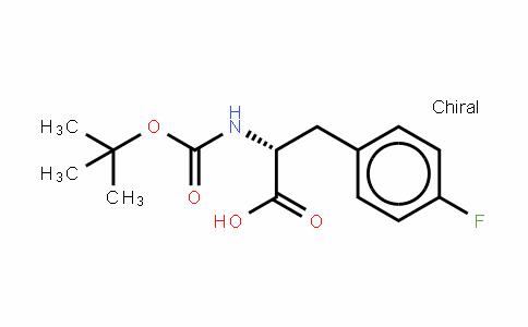 57292-45-2 | 4-Fluoro-D-phenylalanine, N-BOC protected