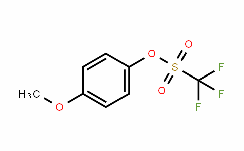 66107-29-7 | 4-Methoxyphenyl trifluoromethanesulphonate