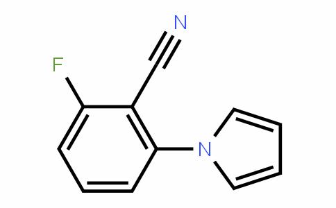 148901-51-3 | N-(2-Cyano-3-fluorophenyl)pyrrole