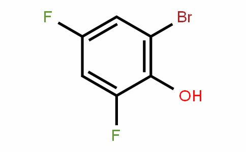 98130-56-4 | 2-Bromo-4,6-difluorophenol