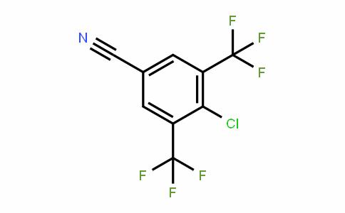 62584-30-9 | 3,5-双三氟甲基-4-氯苯腈