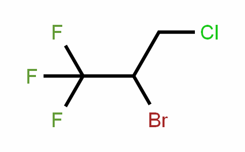 683-92-1 | 2-Bromo-3-chloro-1,1,1-trifluoropropane