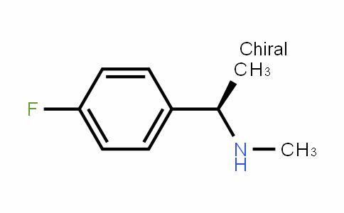 672906-68-2 | (1R)-1-(4-Fluorophenyl)-N-methylethylamine