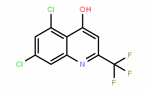 59108-13-3 | 5,7-Dichloro-4-hydroxy-2-(trifluoromethyl)quinoline