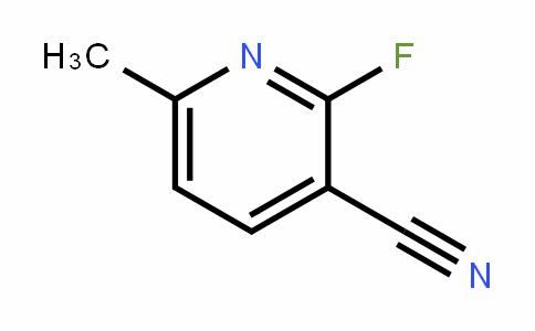 54957-80-1 | 3-Cyano-2-fluoro-6-methylpyridine