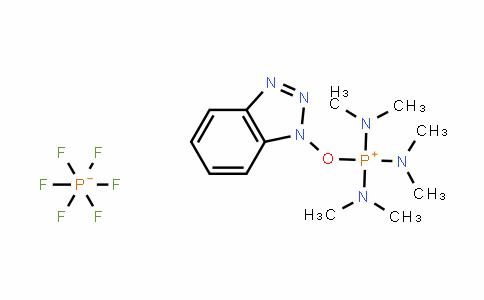 56602-33-6   Benzotriazol-1-yloxytris(dimethylamino)phosphonium hexafluorophosphate