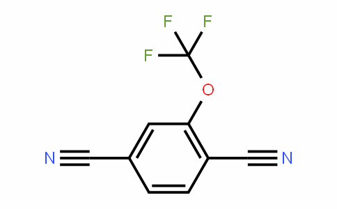 175278-16-7 | 2-(Trifluoromethoxy)terephthalonitrile