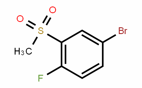 914636-38-7 | 5-Bromo-2-fluorophenyl methyl sulphone