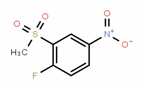 914636-41-2 | 2-Fluoro-5-nitrophenyl methyl sulphone