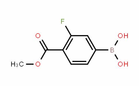 505083-04-5 | 3-Fluoro-4-(methoxycarbonyl)benzeneboronic acid