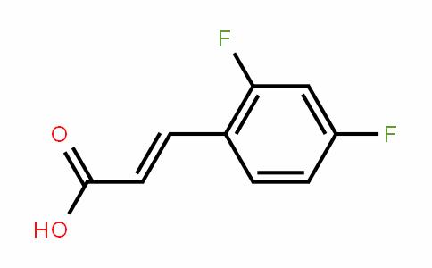 94977-52-3 | trans-2,4-Difluorocinnamic acid