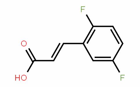 112898-33-6   trans-2,5-Difluorocinnamic acid