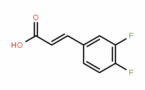 112897-97-9 | trans-3,4-Difluorocinnamic acid