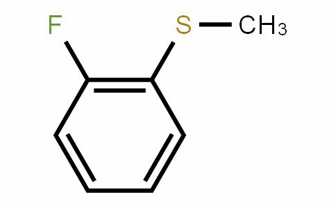655-20-9 | 2-Fluorothioanisole