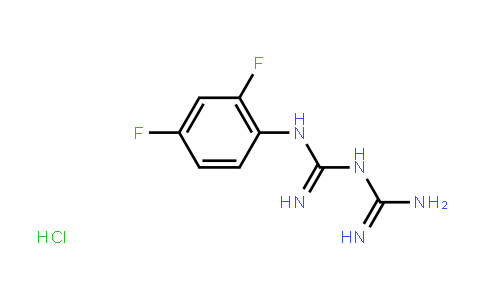 66088-52-6 | 1-(2,4-Difluorophenyl)biguanide hydrochloride