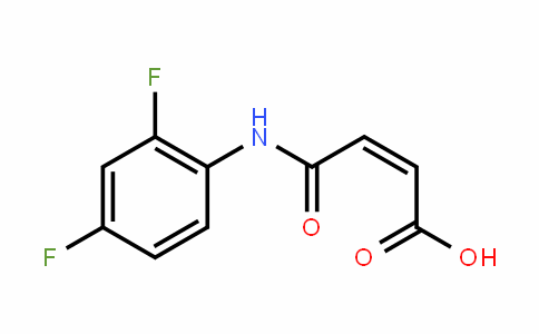 6954-64-9 | N-(2,4-Difluorophenyl)maleamic acid