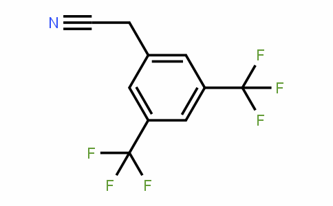 85068-32-2 | 3,5-Bis(trifluoromethyl)phenylacetonitrile