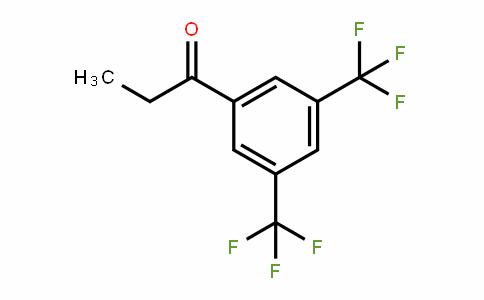 85068-34-4 | 3',5'-Bis(trifluoromethyl)propiophenone