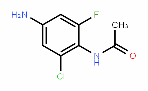 218929-90-9 | N1-(4-Amino-2-chloro-6-fluorophenyl)acetamide