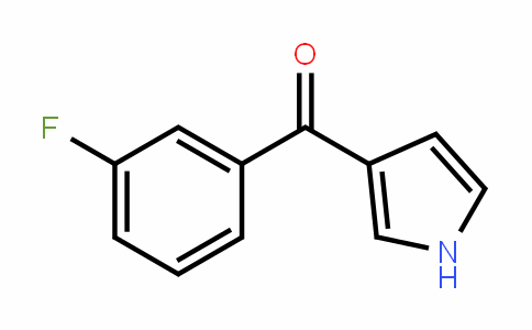 893612-64-1 | 3-(3-Fluorobenzoyl)-1H-pyrrole