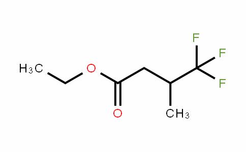 6975-13-9 | Ethyl 3-methyl-4,4,4-trifluorobutanoate