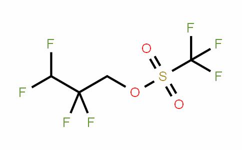 6401-02-1 | 2,2,3,3-Tetrafluoropropyl trifluoromethanesulphonate