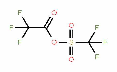 68602-57-3 | Trifluoroacetyl trifluoromethanesulphonate