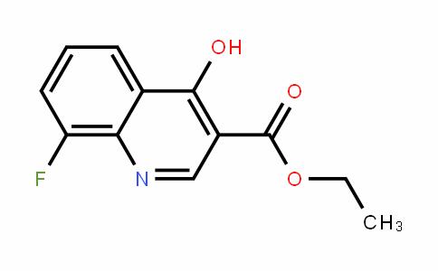 63010-69-5 | Ethyl 8-fluoro-4-hydroxyquinoline-3-carboxylate