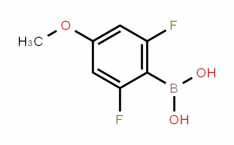 406482-20-0 | 2,6-Difluoro-4-methoxybenzeneboronic acid