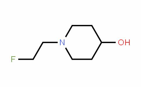 492446-45-4 | 1-(2-Fluoroethyl)-4-hydroxypiperidine