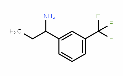 473732-59-1 | 1-[3-(Trifluoromethyl)phenyl]propylamine