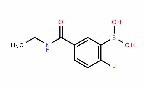 874289-45-9 | 5-(Ethylcarbamoyl)-2-fluorobenzeneboronic acid