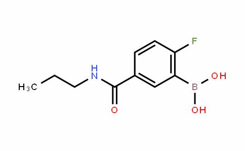874289-48-2 | 2-Fluoro-5-(propylcarbamoyl)benzeneboronic acid