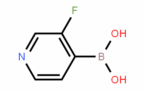 458532-97-3 | 3-Fluoropyridine-4-boronic acid