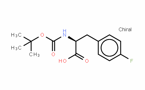 41153-30-4 | 4-Fluoro-L-phenylalanine, N-BOC protected