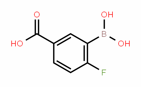 874219-59-7 | 5-Carboxy-2-fluorobenzeneboronic acid