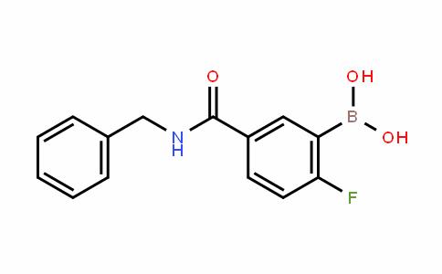 874289-53-9 | 5-(Benzylcarbamoyl)-2-fluorobenzeneboronic acid