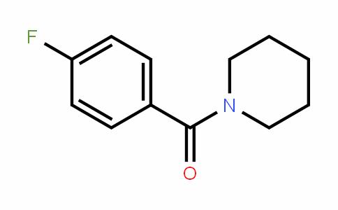 58547-67-4 | N-(4-Fluorobenzoyl)piperidine