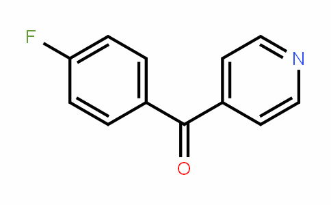 41538-36-7 | (4-Fluorophenyl)(pyridin-4-yl)methanone