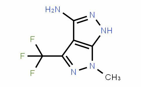 478047-15-3 | 3-Amino-1,6-dihydro-6-methyl-4-(trifluoromethyl)pyrazolo[3,4-c]pyrazole