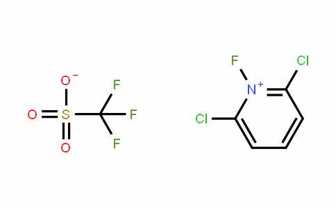 130433-68-0 | N-Fluoro-2,6-dichloropyridinium triflate