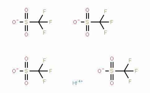 161337-67-3 | Hafnium(IV) trifluoromethanesulphonate