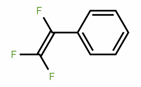 447-14-3   (Trifluorovinyl)benzene