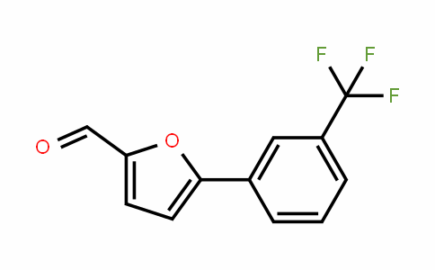 52130-30-0 | 5-[3-(Trifluoromethyl)phenyl]furan-2-carboxaldehyde