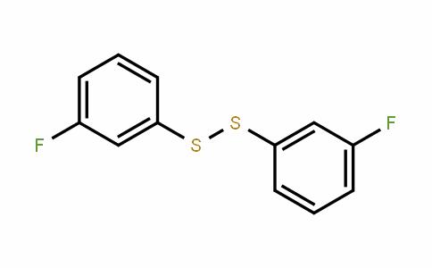63930-17-6 | 双(3-氟苯基)二硫醚