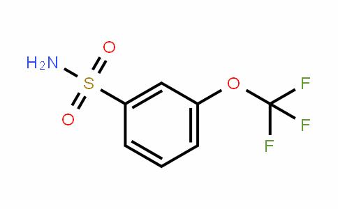 503179-70-2 | 3-(Trifluoromethoxy)benzenesulphonamide