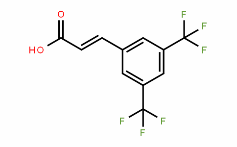155814-20-3 | trans-3,5-Bis(trifluoromethyl)cinnamic acid