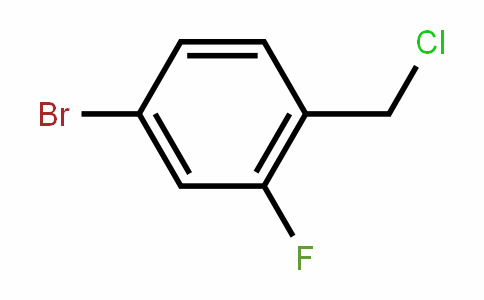 85510-82-3 | 4-Bromo-2-fluorobenzyl chloride