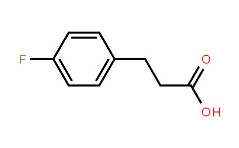459-31-4 | 3-(4-Fluorophenyl)propanoic acid